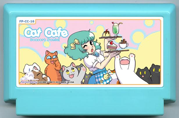 Cat Cafe Dessert Panic (2016)