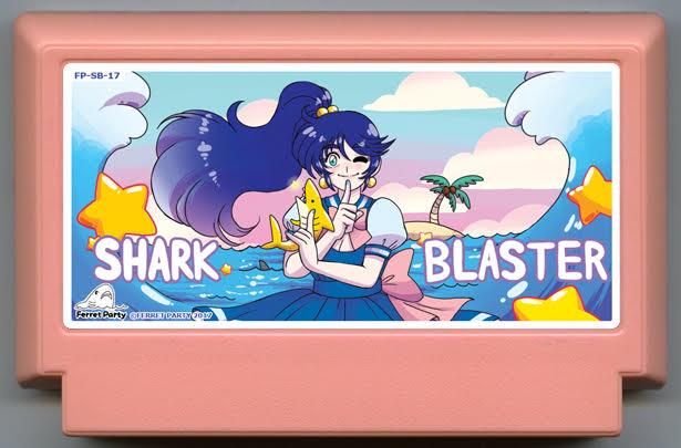 Shark Blaster (2017)